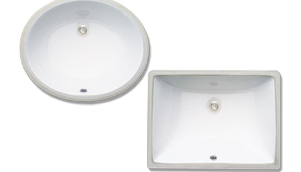 Porcelan Vanity Sinks