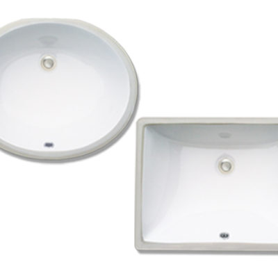Porcelan Vanity Sinks